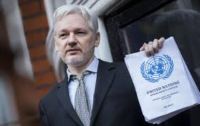 UN Official on Assange