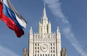 Russia's Foreign Ministry on Syria and Venezuela