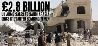 US-Led War on Yemen: US, UK, French Arms Fueling It