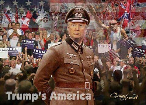 Trump's America Unfit to Live In