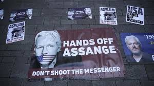 Julian Assange: Prisoner of Conscience