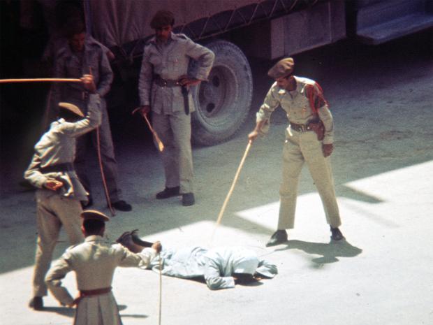 Saudi Arabia: World's Head-Chopping, Public Whippings Capital