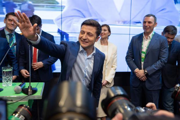A New Era in Ukraine Under Zelensky?