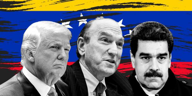 Elliott Abrams: Point Man for Impoverishing, Exploiting and Brutalizing Venezuelans
