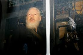 Assange to Be Tried in the US for Espionage