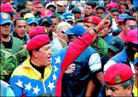Chavez: the people's choice
