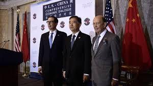 No Breakthroughs in Sino/US Trade Talks