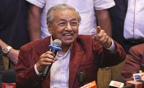 92-Year-Old Former Malaysian PM Relected