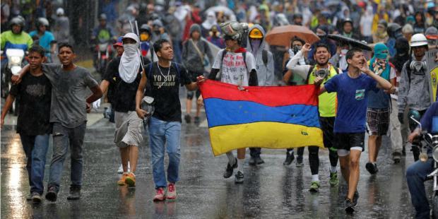 Cheerleading Regime Change in Venezuela