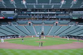 Sports Without Fans in the Stands