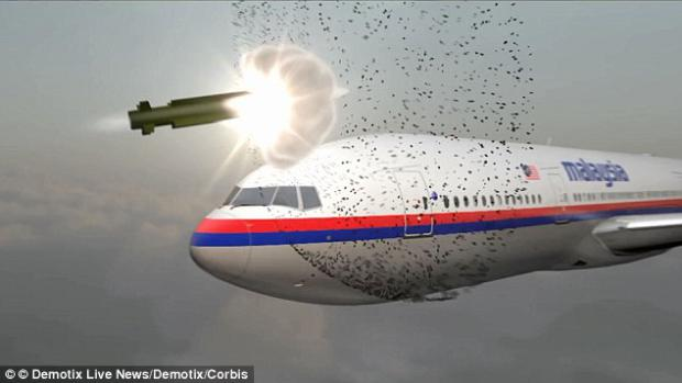 MH17 Downing Big Lie Resurfaces