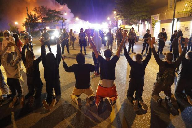 Rage Against the United States of Institutionalized Inequality and Injustice