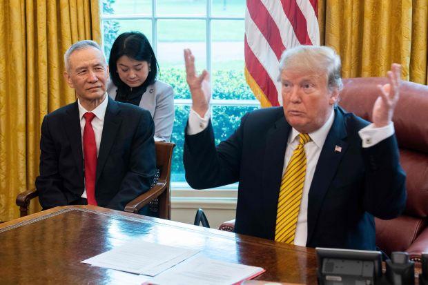 China Blames Trump Regime for Failed Trade Talks