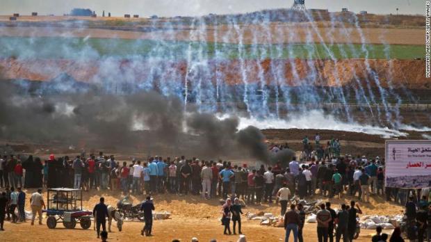 Gaza's Killing Fields