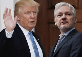 Trump Regime Formally Requests Assange's Extradition to the US