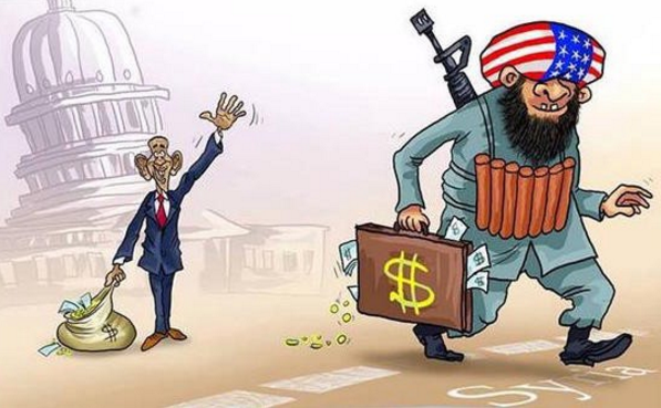 US Created and Supports ISIS