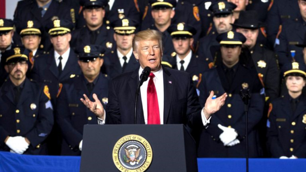 Trump's Executive Order on Police