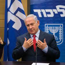 Desperate Netanyahu Gasping at Straws