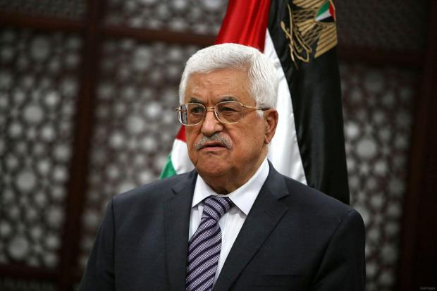 Illegitimate PA President, Enemy of the Palestinian People