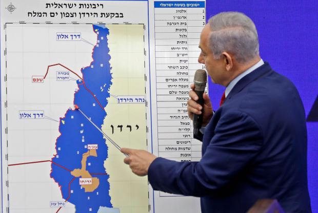 Hollow Dem Opposition to Netanyahu Regime's Annexation Scheme