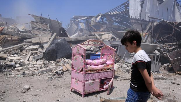Israeli Forever War on Palestinian Civilians