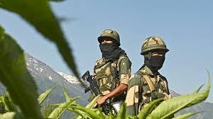 Troubling India/China Border Skirmishes