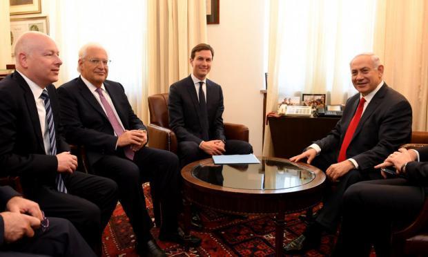 Dismal Kushner/Greenblatt Meeting with Abbas