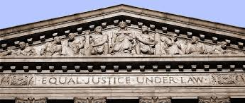 Equal Justice in America a Meaningless Figure of Speech