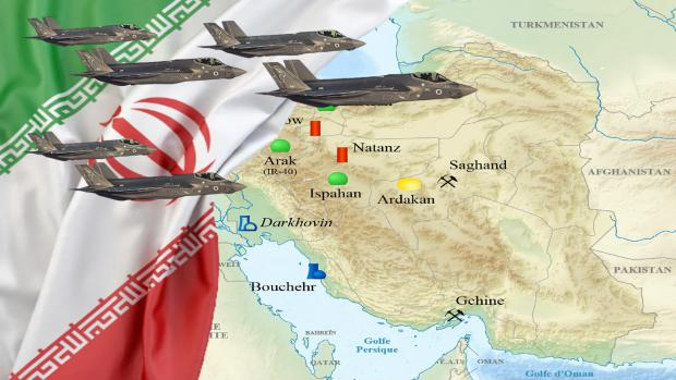 Inventing Reasons to Bash Nonbelligerent Iran