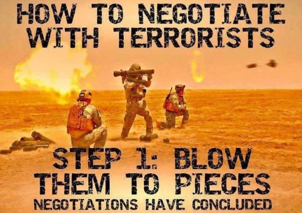 US Economic and Military Terrorism