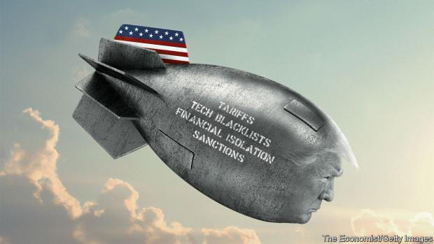 US and UK Sanctions: Weapons of War by Other Means on Targeted Nations and Individuals