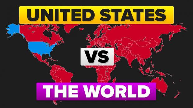 USA: An Unparalleled Global Menace