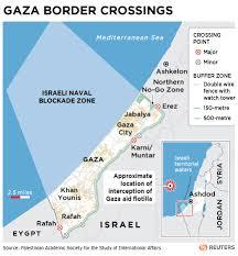 Israel Tightens Illegal Gaza Blockade