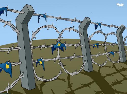 Europe's Shame