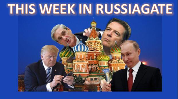 DOJ Watchdog Russiagate Report Coming