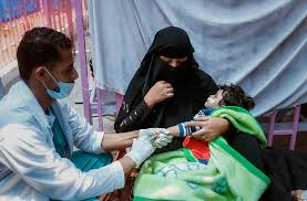 Cholera Ravages Yemen