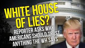 The Full of Lies White House