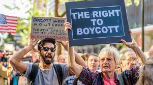 Boycotting Israel a Constitutional Right and Obligation