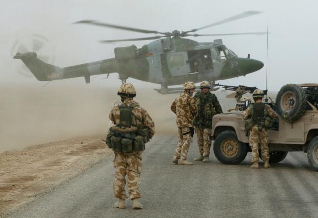 Permanent US Occupation of Iraq?