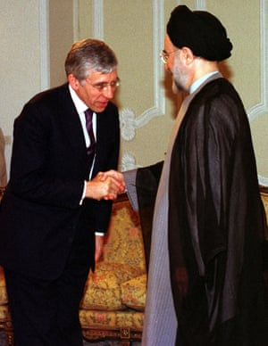 Former UK Foreign Minister on Britain's Mistreatment of Iran