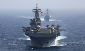 US/UK Militarization of Persian Gulf Waters Risks War