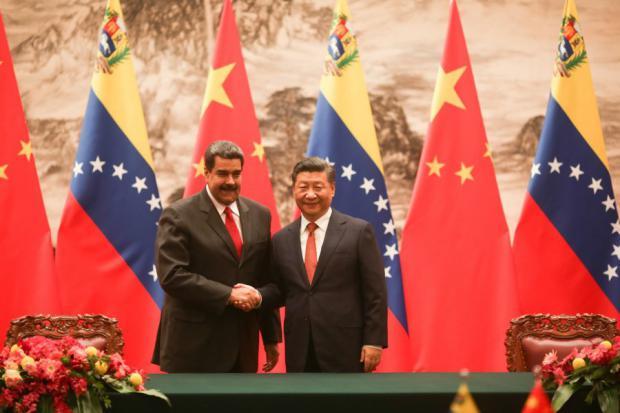 China and Venezuela Partner in New Oil Venture