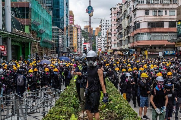 Civil Disobedience in Hong Kong or Color Revolution Attempt?