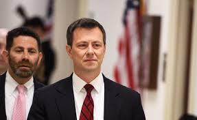 FBI Fires Peter Strzok