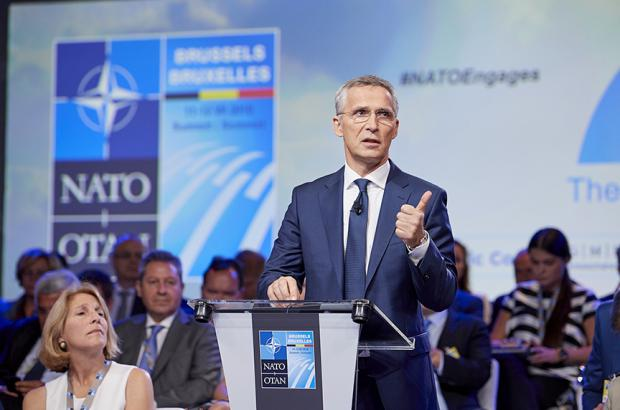 NATO's Stoltenberg Serves His US Imperial Master