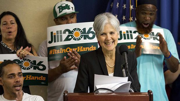 Jill Stein Supports 9/11 Truth