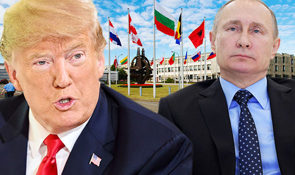 Trump Regime Undermining World Order Says Russia