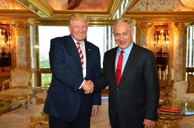 Monday Trump/Netanyahu Meeting
