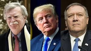 Bolton and Pompeo Threaten Iran