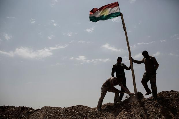 Uneasy Damascus/Kurdish Alliance